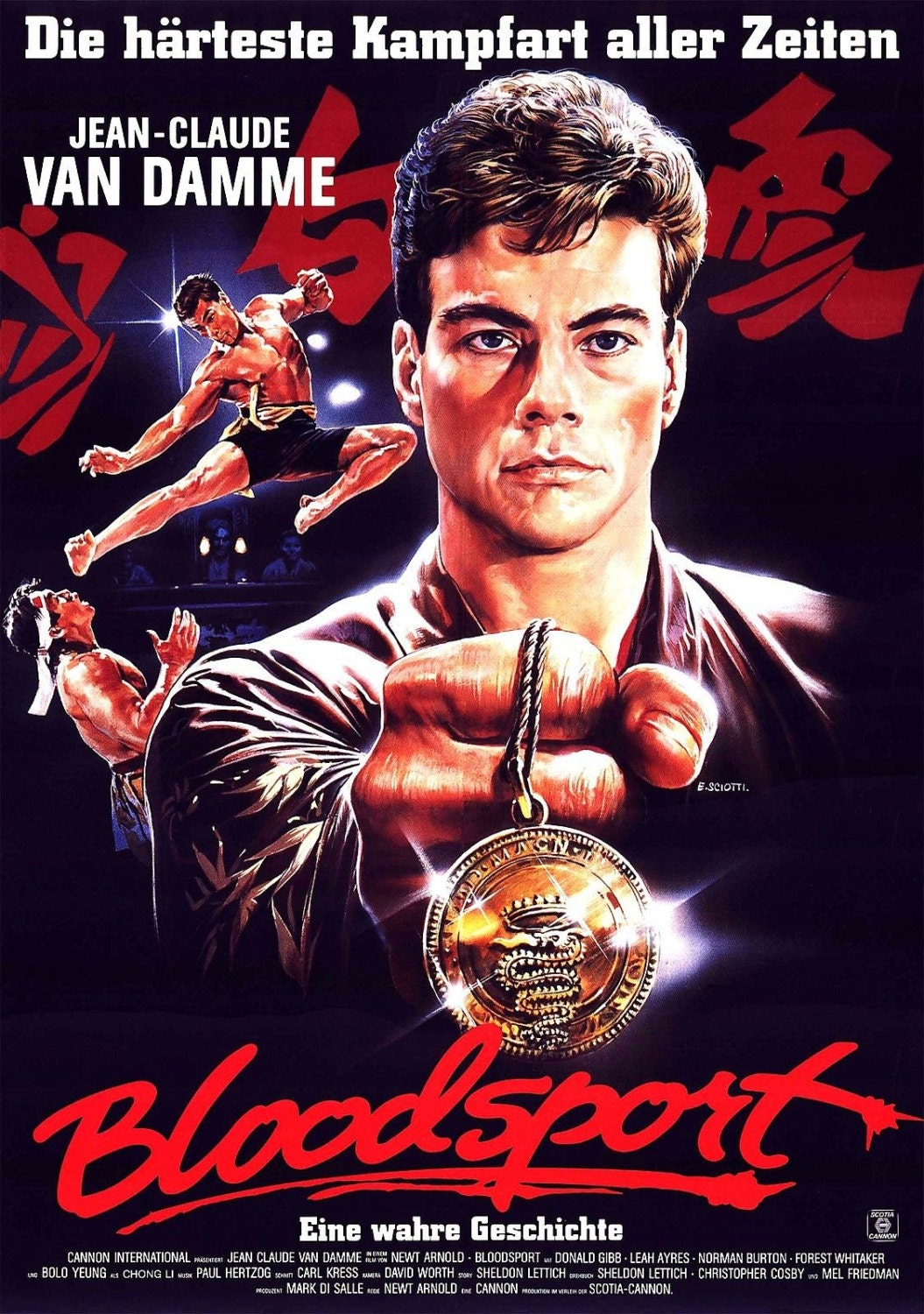 Jean claude van damme full movie
