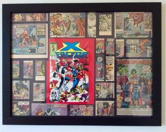 80s Comic Book Art - Modern Age - 1988
