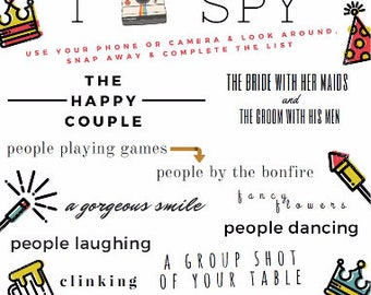 Printable I Spy Game