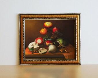 Mario Still Life Print
