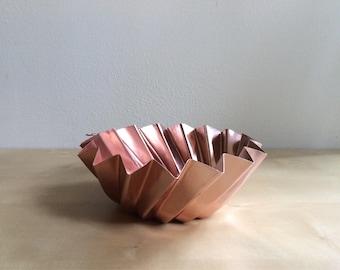 Vintage Copper Tin Mold
