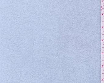 Icy Blue Fleece, Fabric By The Yard