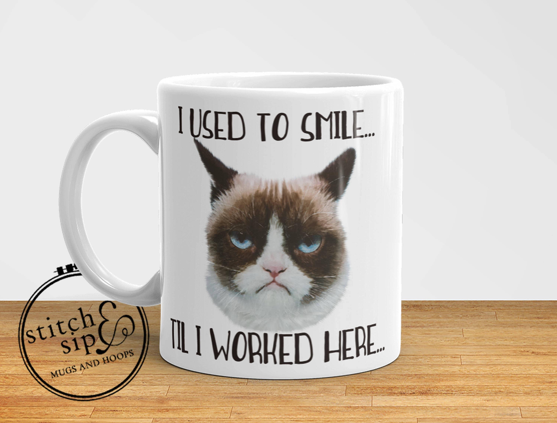 Objet Grumpy Cat