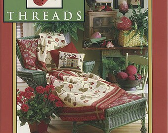 Pattern Book: Strawberry Threads from Need'l Love