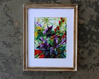 Flower Print, Bundle and Thrive