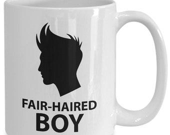 Fair Haired Boy ***