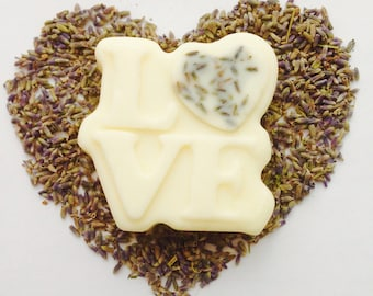 Conditioner Bar Lavender Solid Conditioner Handmade with Shea Butter