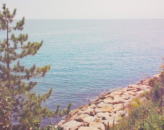 Wilderness Print, Ocean Photograph, Sea, Coastal Art