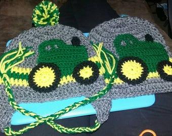John Deere Tractor hat