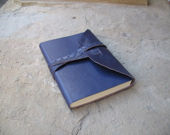 Leather journal leather book