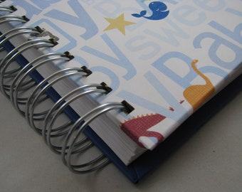 Baby Memory Book - New Mom Organizer - Baby Book - Mom and Baby Journal - Baby Shower Gift - Mom To Be Gift - Newborn Planner - Keepsake