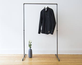 Clothes rail - clothing rack - coat stand