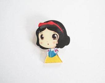 ADD ON Snow White Acrylic
