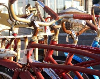 Algoma Bikes Photo Print