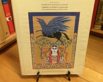 Down Singing Centuries by Florence Livesay / Vintage Book / Folk Literature / Ukraine / Folk Tales / Folk Stories / Beautiful Illustrations