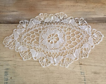 Doily White Doily Lace Doilies Wedding Decor Shabby Chic