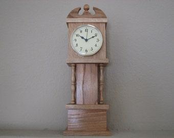Mini Grandfather Clock