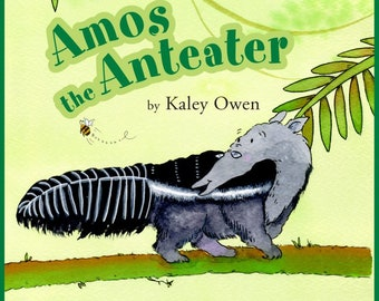 Amos the Anteater