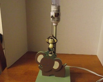 Vintage Nursery Decor Vintage Lamp Unique Baby Gift Nursery