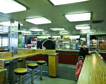 Staten Island Ferry Cafe