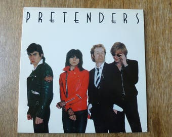 Vinyl: The Pretenders, debut album
