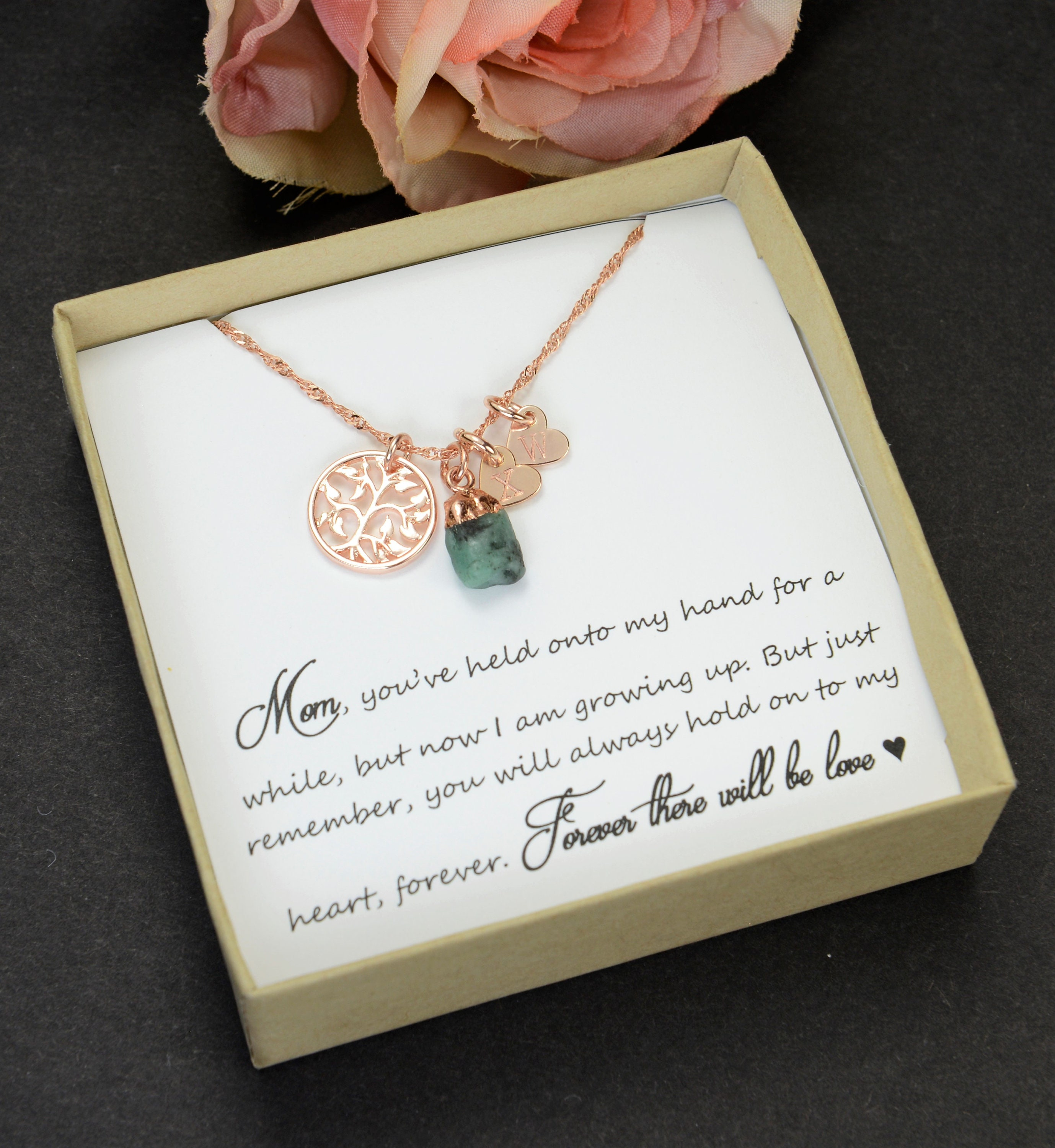 Mother\'s gift for mom personalized Mother of the Bride Gift Mother ...