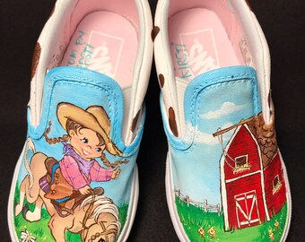 Made To Order-Toddler Shoes