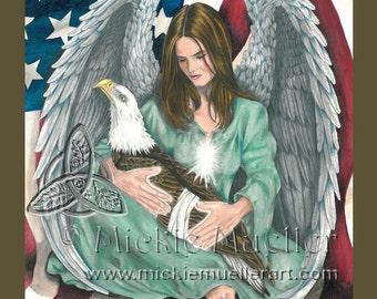 September 11 Tribute, Open Edition Print
