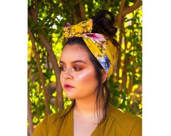 Womens Headbands, Boho Headbands, Yoga Headbands, Summer Headband, Floral Headband