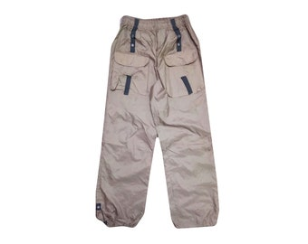 Do not purchase reserved for Mel 90s Cargo Pants | Nylon Pant Club Kid Goth Grunge Y2K
