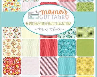 Mama's Cottage Charm Pack