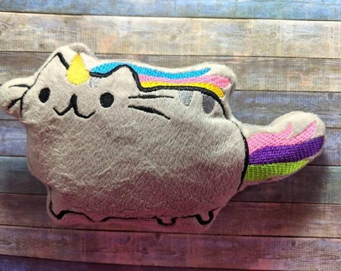 Plush Kitty Stuffy