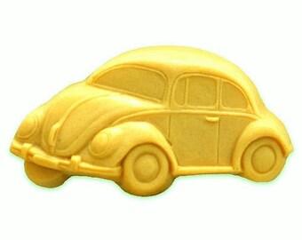 Volkswagon Soap, VW Beetle, Car Soap, Novelty Soap, You pick scent & color