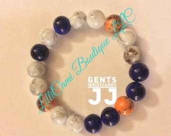 JJ/Gents/WristPiece/Beaded Bracelet/Men