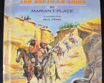 The First Book Of The Santa Fe Trail // 1966 Hardback // Young Reader Adventures // Gold Rush, Indians // First Printing