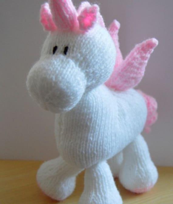 Patrón de punto de unicornio Stardust unicornio punto patrón