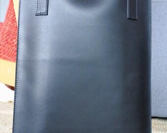 Shoulder Bag Oversized Full Foal Calfskin