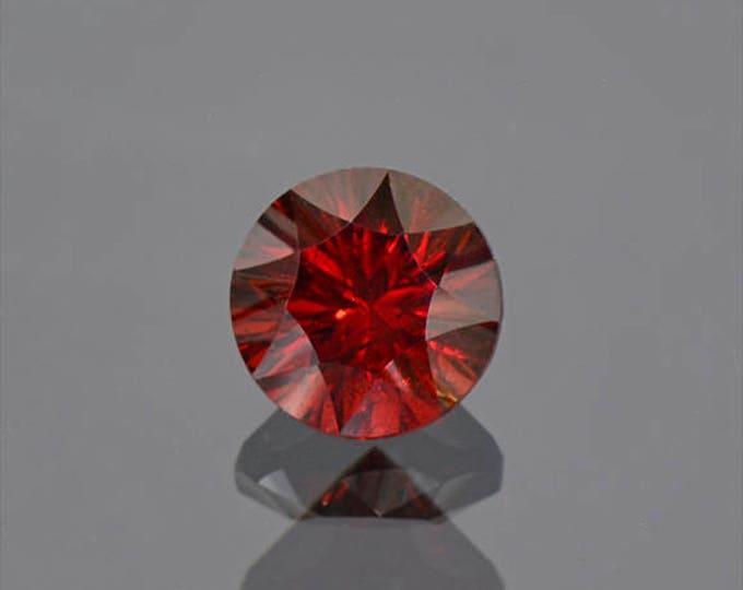 Fine Deep Red Rhodolite Garnet Gemstone from Tanzania 4.38 cts.