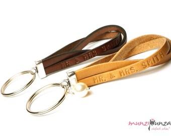 Partner Key Ring leather art. 207