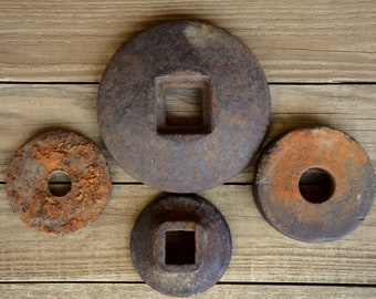 Vintage Farm Salvage, Rusty Farm Equipment, Farm Implement, Rusty Parts, Industrial Farm, Rusty Metal, Rusty Farmhouse, Rusty Decor