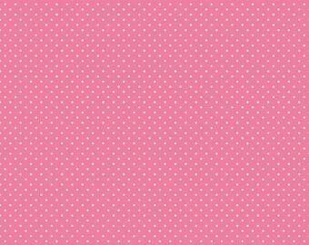 Swiss Dots - C670-70 Hot Pink