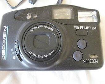 Fijifilm Discovery 265 Zoom Panorama C25-21
