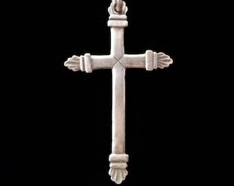 Antique French Cross Handmade