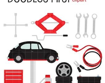 auto repair art etsy rh etsy com Auto Repair Garage Clip Art Auto Repair Garage Clip Art