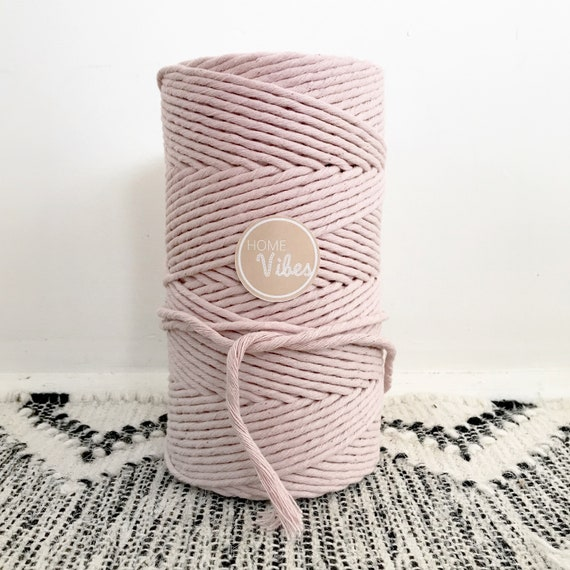 PREORDER LUSH BLUSH Single Twist Cord 1kg
