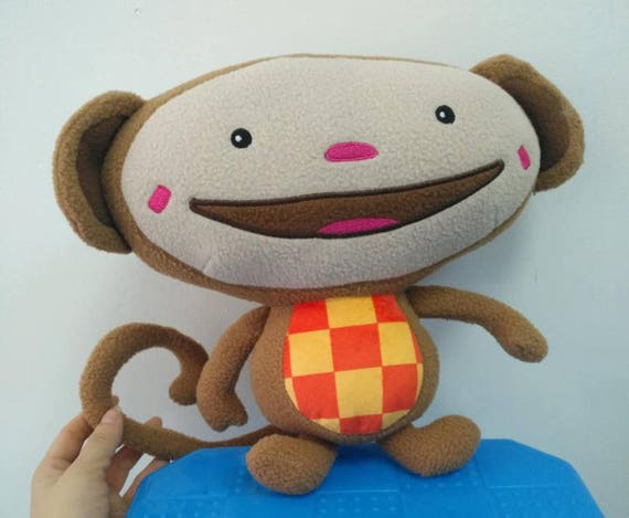 Like Toy Tv : Rare soft plush just like oliver from baby tv brand new