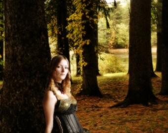 Photomanipulation - Kirel, Goddess of Autumn