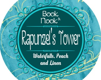 Rapunzel's Tower | 4.5oz tin | Tangled Scented Soy Candle