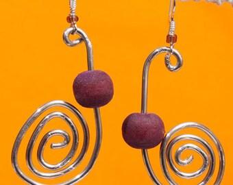 Berry Cute Earrings