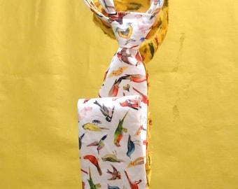 Bird Tie